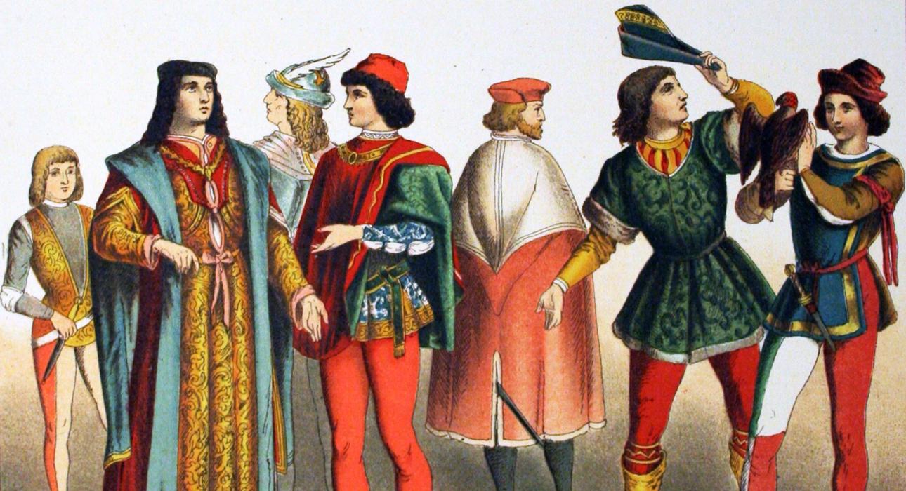 Medioevo Italiano | Medieval Italy: The Fashion That Trended